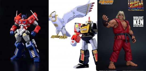 Celebrate The Holidays With Must-Have Products From Bandai Shokugan, Strom Collectibles And Flame Toys Bluefin, the leading North American distributor of toys, collectibles, and hobby merchandise from Japan and Asia, […]