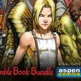 Humble Bundle has once again teamed up with Aspen Comics for an incredible array of pay-what-you-want comics.