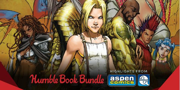 Humble Bundle has once again teamed up with Aspen Comics for an incredible array of pay-what-you-want comics. TheHumble Comics Bundle: Highlights From Aspen Comicsfeatures a vast array of Aspen's flagship […]