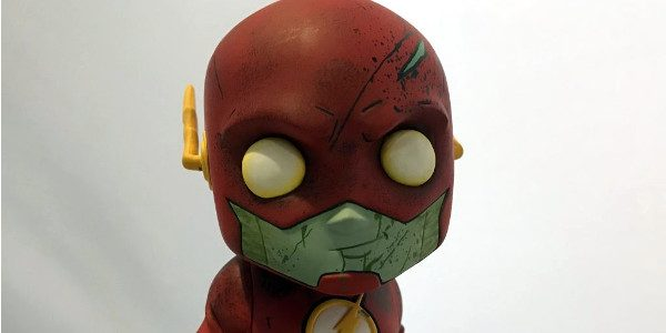 DC Collectibles DC Artist Alley designer vinyl line is taking everyone by storm with some sweet looking variants to DC's most iconic characters. Chris Uminga's interpretation of The Flash as […]