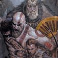 Who in their right mind would fight 3 Beast men who can transform into Bears? Kratos thats who!