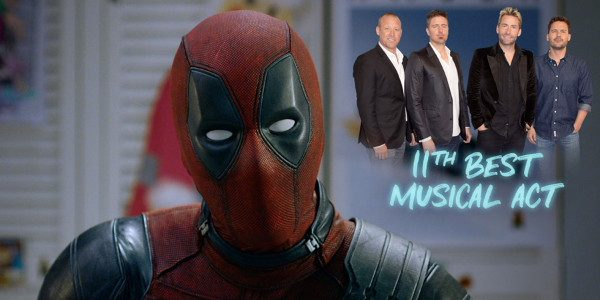 We've got two words for you:Nickel. Back.  20th Century Fox has released a new video that finds Deadpool and his kidnapped sidekick Fred Savage rocking out to 11th best-selling musical act […]