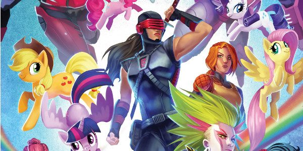 In recognition of Women's History Month,IDW PublishingandHasbroInc.(NASDAQ: HAS) have teamed up to createSynergy: A Hasbro Creators Showcase, a 48-page celebration anthology of fan-favorite creators and new talent working with many […]
