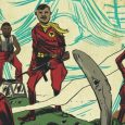 "Black Hammer Takes on Golden Age Superheroes and Nazis in ""Black Hammer '45"""