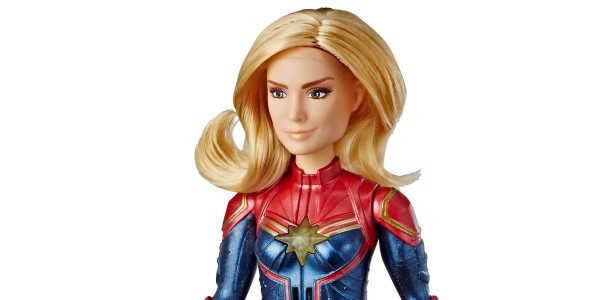Hasbro revealed the full Spring 2019 product line for Captain Marvel earlier today. The line features a role play glove, Captain Marvel dolls, and Legends figures for characters including Captain […]