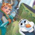 "Second ""Disney Frozen"" Comic Series Coming in March 2019"