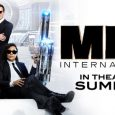 Sony Pictures has released the trailer for MEN IN BLACK: INTERNATIONAL