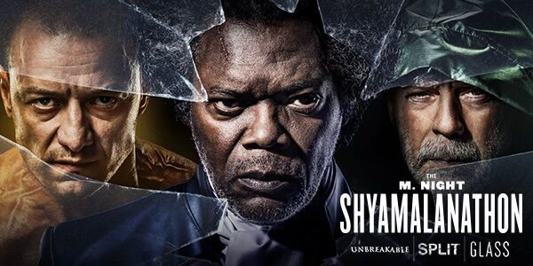 SCREENING THE ENTIRE TRILOGY OF UNBREAKABLE, SPLIT AND THE EXPLOSIVE NEW THRILLER GLASS AT 25 ALAMO DRAFTHOUSE CINEMAS NATIONWIDE ON JANUARY 12, 2019 In celebration of filmmaker M. Night Shyamalan, attendees will be the […]