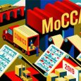 The Society of Illustrators is proud to release the visual for the 2019 MoCCA Arts Festival by Maria and Peter Hoey!