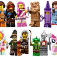 This morning, The LEGO Group revealed a new Minifigure series inspired by the upcoming feature film, THE LEGO MOVIE 2.