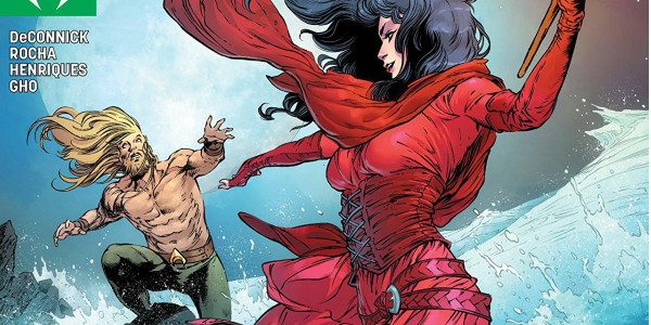 DC's Aquaman #44 brings us a strong tale of land and see. See what you think of this review: I recently saw the movie Aquaman and enjoyed it. It was […]
