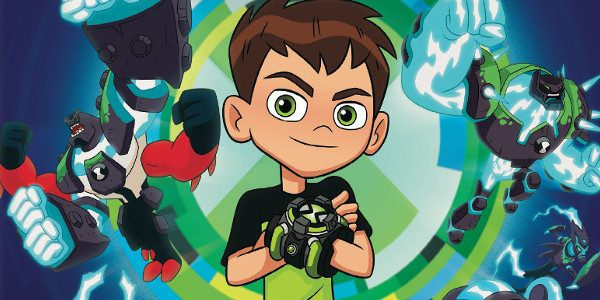 Season 2 of the Cartoon Network's hit series Ben 10 comes home on DVD! In season 2 of Ben 10, he goes up against old familiar villains while his aliens […]