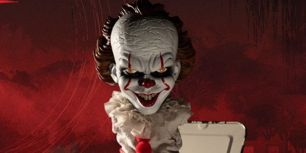 Mezco's Burst-A-Box is a pop culture infused twist on one of the most beloved, classic toys, the jack-in-the-box. The IT (2017) Burst-A-Box features Pennywise – the red balloon-toting, demonic clown […]