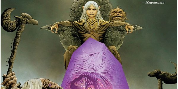 BOOM! Studios brings you another fantasy comic which is a sequel from Jim Henson's film and turned into a comic in The Power of the Dark Crystal on its first […]