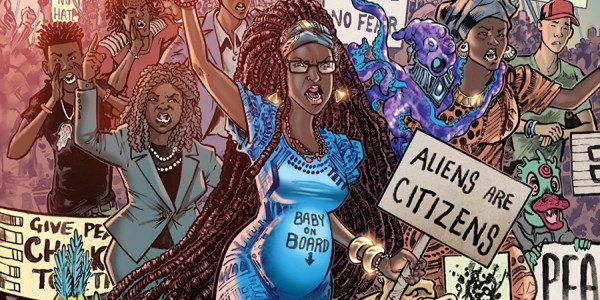 Dark Horse Comics releases a rebel fight of New Yorkers protesting about equal rights in Laguardia on its second issue. Alright, here we go again, but before I'm gonna start […]