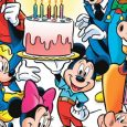 It's Mickey Mouse's 90th birthday, and IDW (with Disney, of course) is celebrating by bringing us a collection of tales from Mickey's illustrious past.
