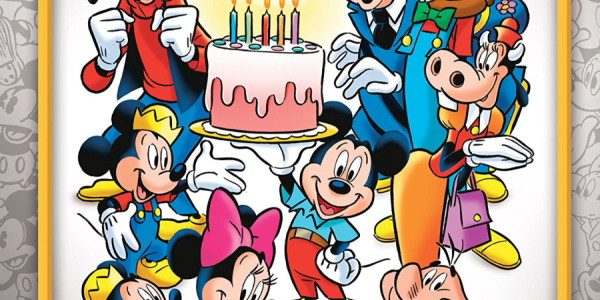 It's Mickey Mouse's 90th birthday, and IDW (with Disney, of course) is celebrating by bringing us a collection of tales from Mickey's illustrious past. This new Mickey Mouse 90th Anniversary […]