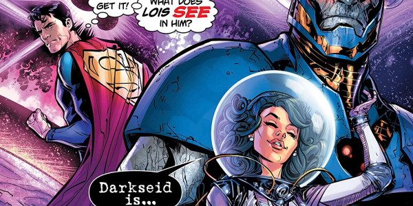 DC delivers outer space flowers and romance, but also the lack of light, the coldness, and plain ol' heartbreak. It's all good, or is it??   Mystery of Love In […]
