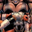 Its franchise galore this issue as Harley continues her post-apocalyptic journey to find the Joker