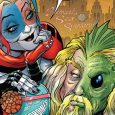 Harley continues her quest to track down the Joker, next stop LOBO!
