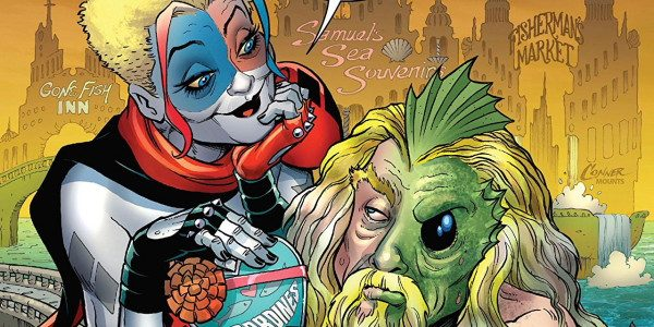 "Harley continues her quest to track down the Joker, next stop LOBO! Every issue I feel myself thinking this is the best ""old"" character yet and honestly I didn't think […]"
