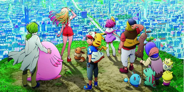 POKÉMON THE MOVIE: THE POWER OF US Arrives With Blu-ray/DVD Editions This Spring And An Exclusive Manga Prequel Release This Summer VIZ Media, LLC (VIZ Media), a premier company in […]