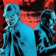 From Dynamite, the Sherlock Holmes trade, The Vanishing Man, collects the issues of this miniseries.