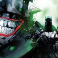 Infected with the Joker Virus, Batman struggles to maintain his sanity as the Batman Who Laughs continues his killing spree among the streets of Gotham.