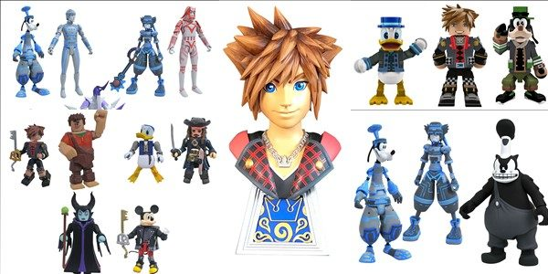 On the eve of the launch of Kingdom Hearts III, the long-awaited video game sequel, DST has a plethora of new Kingdom Hearts products in the works based on the […]