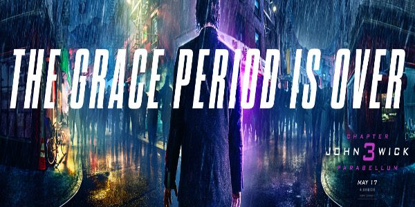 Lionsgate has released the trailer for JOHN WICK: CHAPTER 3 – PARABELLUM In this third installment of the adrenaline-fueled action franchise, super-assassin John Wick (Keanu Reeves) returns with a $14 million […]