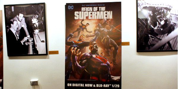 On Monday, January 28th, Warner Bros. Home Entertainment premiered the animated movie picture Reign of the Supermen, in New York City! Cast and crew we in attendance for the premiere […]