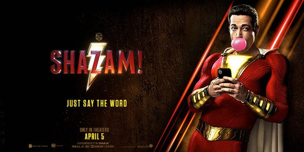 "Warner Brothers has released the new teaser trailer for SHAZAM! David F. Sandberg (""Annabelle: Creation"") directs New Line Cinema's ""Shazam!,"" the origin story that stars Zachary Levi (TV's ""Chuck"") as […]"