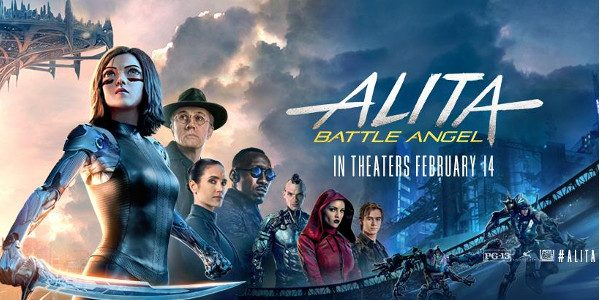 On February 14, the battle begins. To kick off today's big game, 20th Century Fox has released a brand new video spot for ALITA: BATTLE ANGEL just before kick-off! From visionary […]