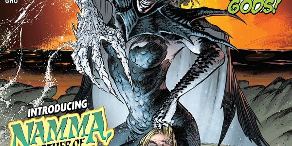 I'm not big on stories about elemental Gods, and how they fight with each other for dominance. Not really my thing. But then I read Aquaman issue 45, from DC […]