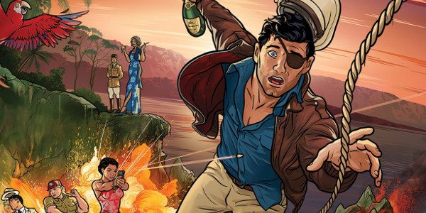 ARCHER: DANGER ISLAND The Complete Ninth Season Arrives on DVD April 2 Get ready for a change of scenery with the semi-functioning alcoholic seaplane pilot, Sterling Archer, a lush on […]