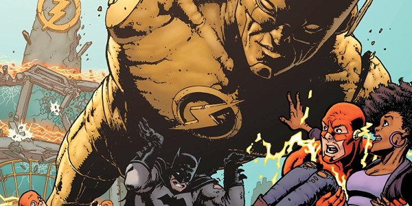 A break from the ongoing story but not a break from the surprises! The Justice League have to face down Amazo versions of themselves which proves just as hard as […]