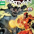 The Batman/Flash crossover continues as our heroes take on a deranged Gotham Girl as she carries on her rampage.