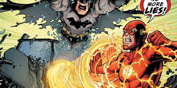 The Batman/Flash crossover continues as our heroes take on a deranged Gotham Girl as she carries on her rampage. The situation at the Sanctuary spills over from the brilliant Heroes […]