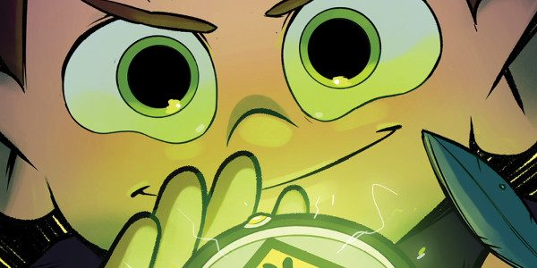 Ben, Gwen, and Grandpa Max Return With A New Comic Book Adventure in July 2019 BOOM! Studios today revealed a first look at BEN 10™: FOR SCIENCE!, the next middle grade […]
