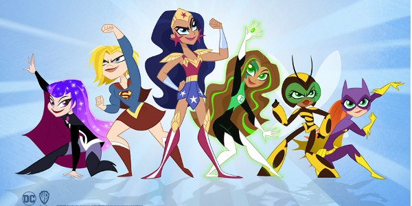 9bf5bf56ac87bf DC SUPER HERO GIRLS - New Trailer Debut