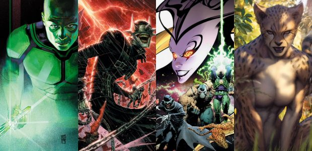 DC'S YEAR OF THE VILLAIN RELEASED IN TIME FOR FREE COMIC BOOK DAY FEATURES ORIGINAL STORIES BY SCOTT SNYDER WITH JAMES TYNION IV AND BRIAN MICHAEL BENDIS, SETTING THE STAGE […]