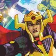 The Furies give a strong performance in their first issue and set up for big things to come.