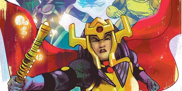 The Furies give a strong performance in their first issue and set up for big things to come. Granny Goodness has been downtrodden her whole career but has that defeated […]