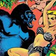 Welcome to the Good Girl world of Jungle Girls, in a new collected hardcover volume from IDW.