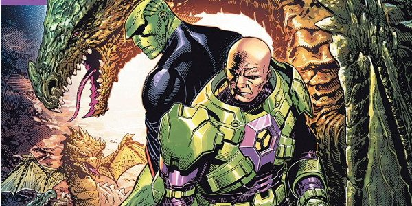 Deep within the Sh'Anne valley of Mars, Martian Manhunter investigates the remnants of his homework, in search of what the eldest Martian had informed him before her passing. As Manhunter […]