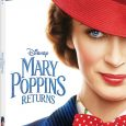 "Disney's ""Mary Poppins Returns"" On Digital 4K Ultra HD™ and Movies Anywhere March 12 and on 4K Ultra HD and Blu-ray™ March 19"