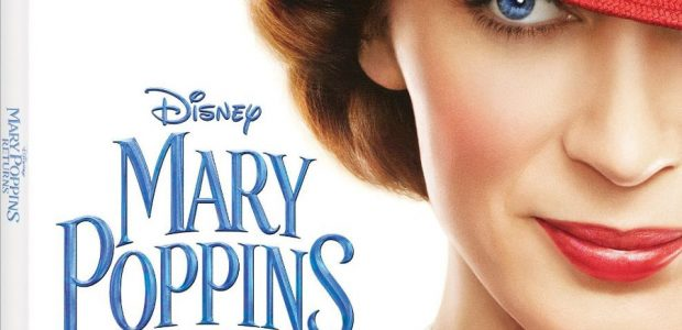 """Disney's """"Mary Poppins Returns"""" On Digital 4K Ultra HD™ and Movies Anywhere March 12 and on 4K Ultra HD and Blu-ray™ March 19 Disney's """"Mary Poppins Returns,"""" the irresistible, timeless […]"""