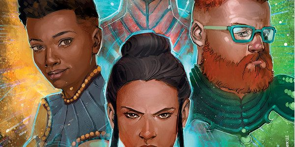 """Fred Van Lente and Renato Guedes Launch Valiant's Galactic Adventure in June """"FINALLY, THE PSI-LORDS HAVE COME BACK TO THE VALIANT UNIVERSE!"""" exclaimed Senior Editorial Director Robert Meyers. """"After years […]"""