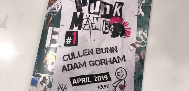Rock Out with the Super Limited PUNK MAMBO #1 Ashcan Does it go in your long box or record album collection? Valiant Entertainment's ashcan edition of PUNK MAMBO #1 is […]
