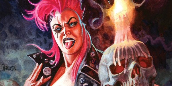 Valiant is thrilled to announce that PUNK MAMBO – the upcoming limited series by Cullen Bunn (Venom) and Adam Gorham (New Mutants: Dead Souls) featuring the eponymous, hard-living voodoo priestess – is available to […]